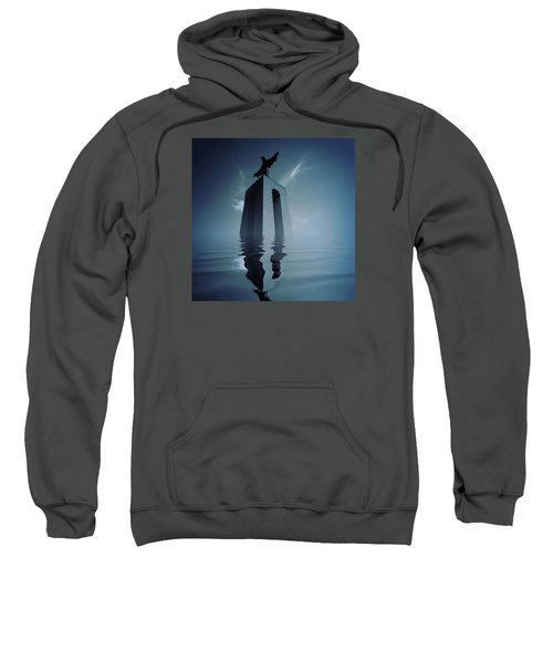 Rise Sweatshirt by Jorge Ferreira