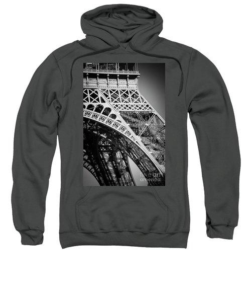 Sweatshirt featuring the photograph Rising Steel by Scott Kemper
