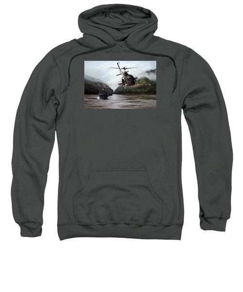 River Patrol Sweatshirt
