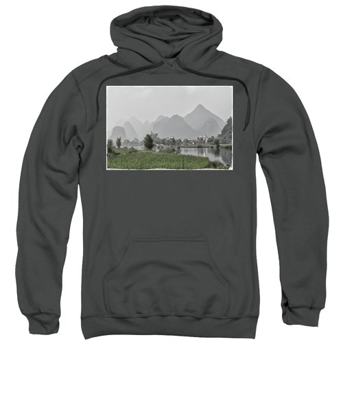 River Rafting Sweatshirt