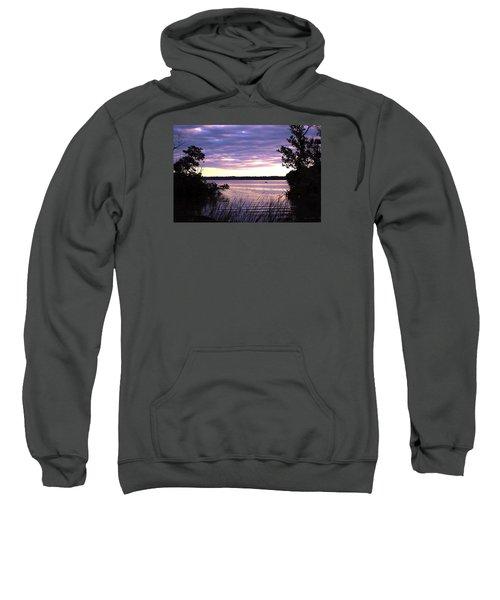 River Sunrise Sweatshirt