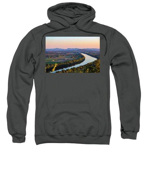 Connecticut River View  Sweatshirt