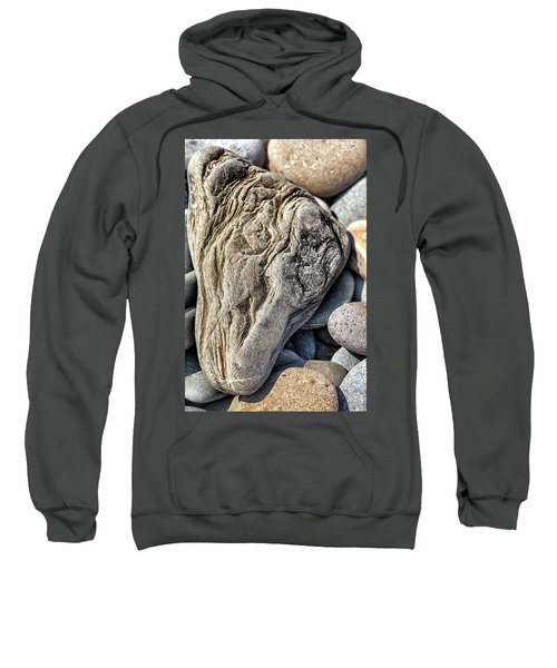 Rivered Stone Sweatshirt