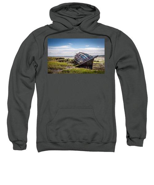 Riverside Boat. Sweatshirt