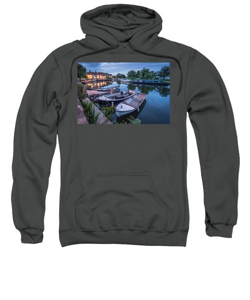 Riverside By Night Sweatshirt