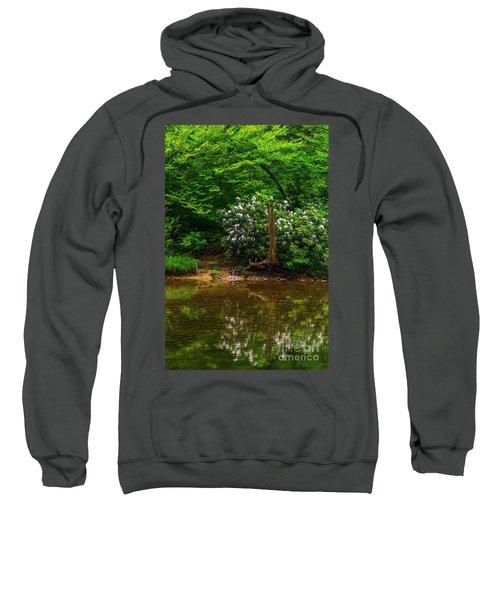 Riverside Rhododendron Sweatshirt