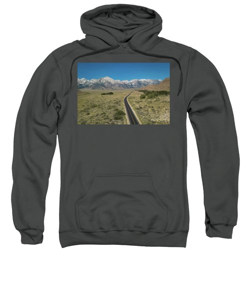 Road To Sierra  Sweatshirt