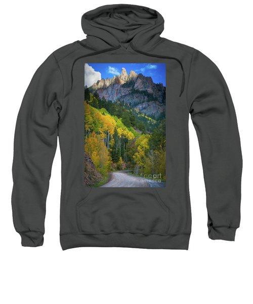 Road To Silver Mountain Sweatshirt