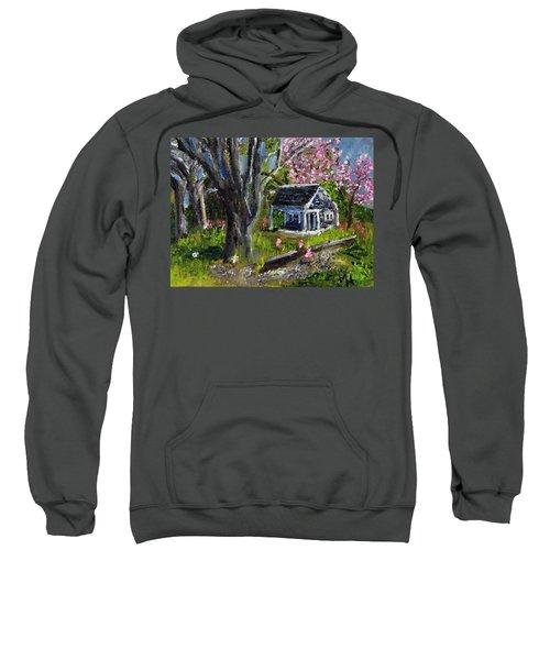 Roadside Vegetable Stand Off Season Sweatshirt