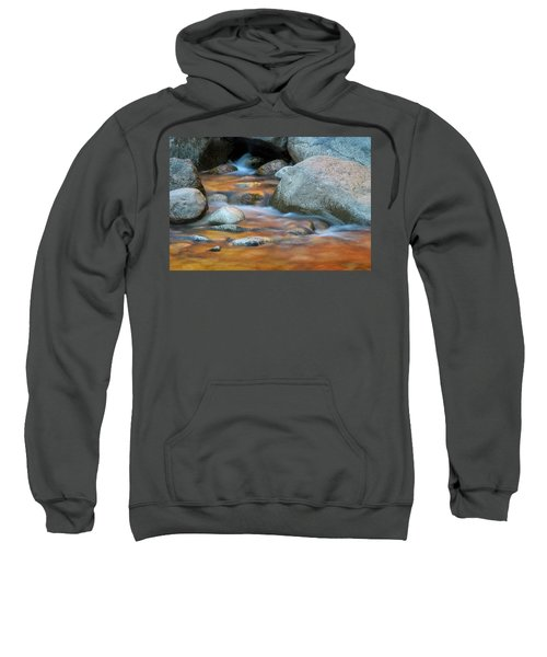 Rock Cave Reflection Nh Sweatshirt