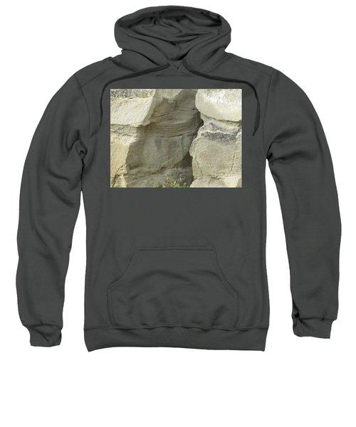 Rock Cleavage Sweatshirt