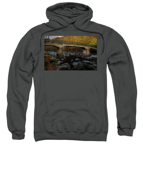 Rock Creek Park Bridge Sweatshirt