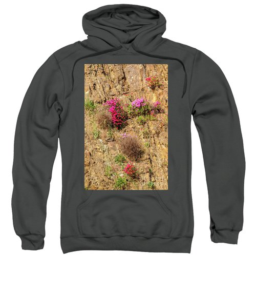 Rock Cutting 1 Sweatshirt