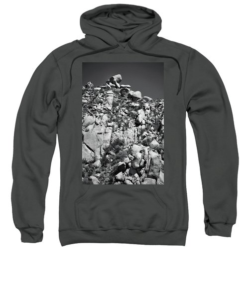 Rock Face Sandia Mountain Sweatshirt