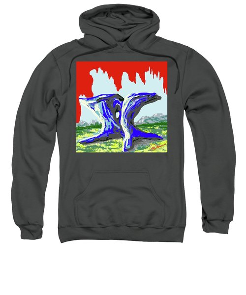 Rock Formations Sweatshirt