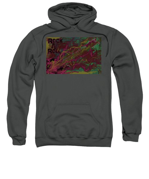 Rock N Roll Sweatshirt