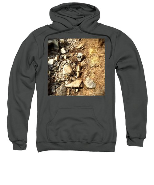 Rock Skull Sweatshirt