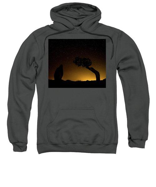 Rock, Tree, Friends Sweatshirt