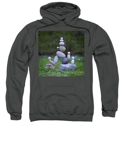 Rock Yoga Sweatshirt
