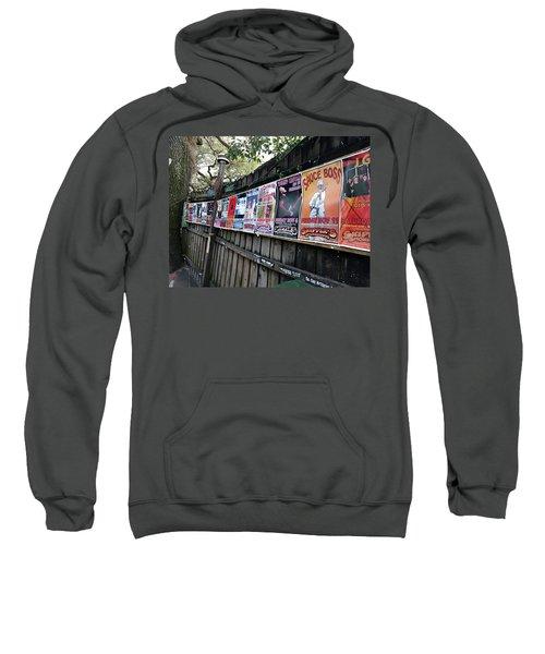Rockin Smoke House Sweatshirt