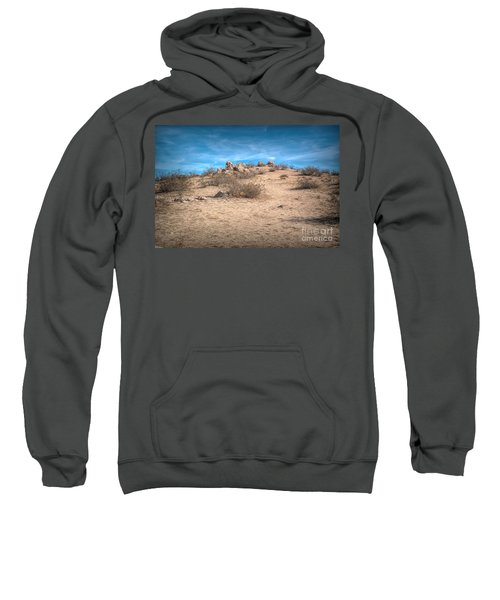 Rocks On The Hill Sweatshirt