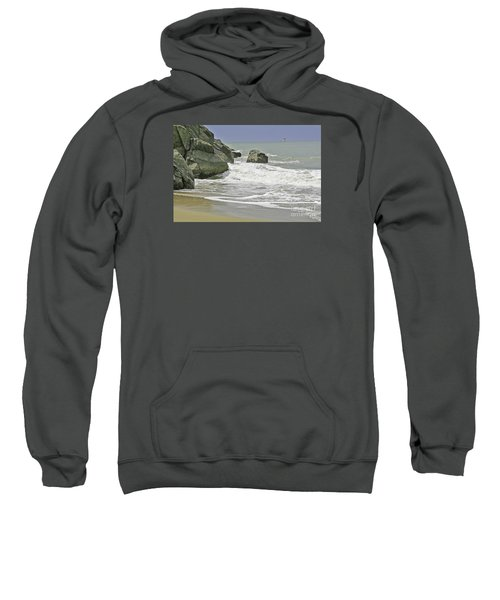 Rocks, Sand And Surf Sweatshirt