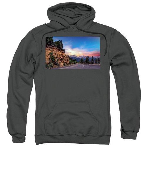 Rocky Mountain High Road Sweatshirt