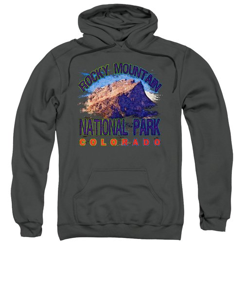 Rocky Mountain National Park Sweatshirt