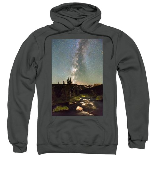 Rocky Mountain Night Sweatshirt