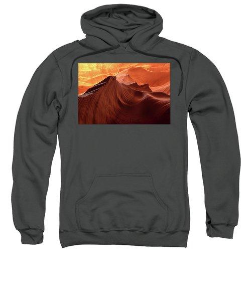 Rocky Mountain Sunrise Sweatshirt