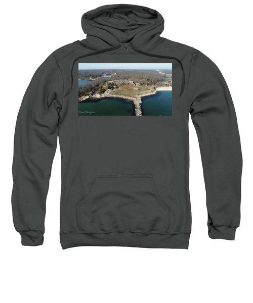 Rocky Neck Paviliion Sweatshirt