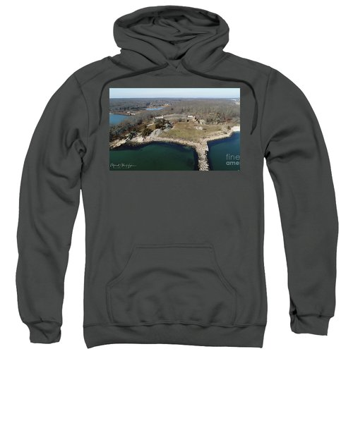 Rocky Neck Paviliion Sweatshirt