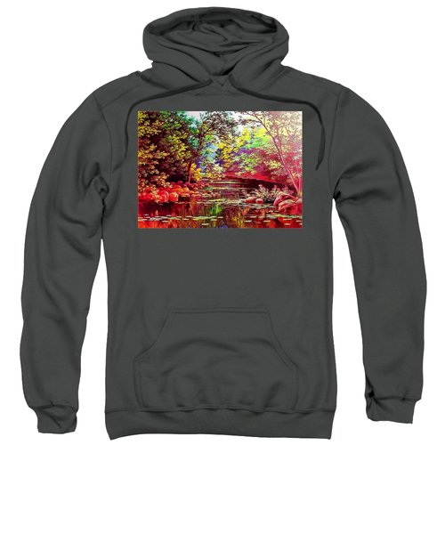 Rocky Rainbow River Sweatshirt
