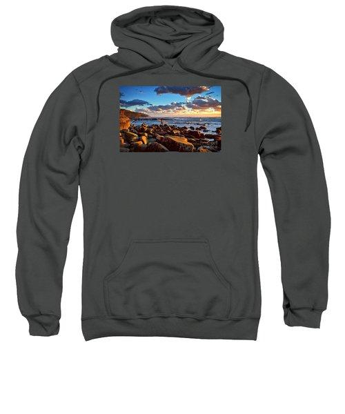 Rocky Surf Conditions Sweatshirt