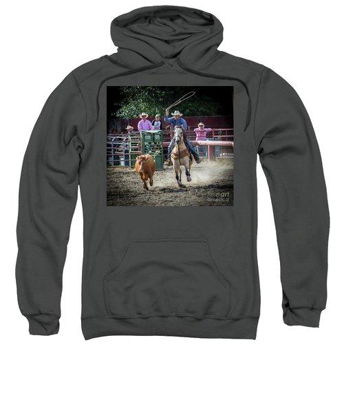 Cowboy In Action#1 Sweatshirt