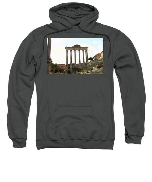 Rome The Eternal City Sweatshirt