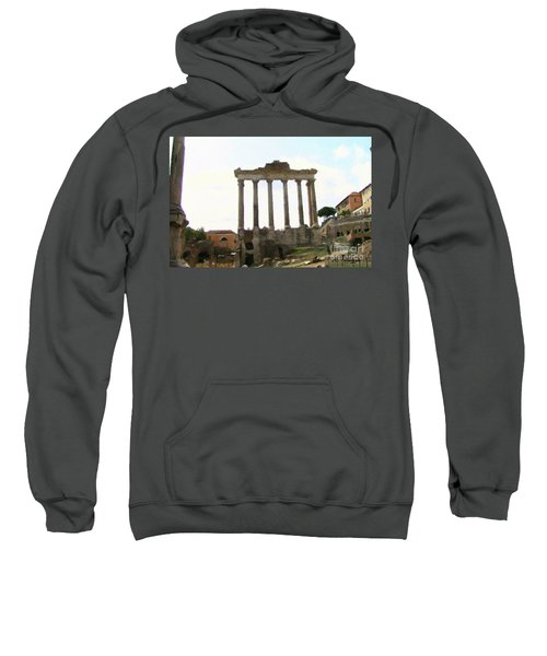Rome The Eternal City Sweatshirt
