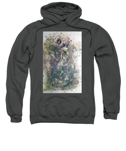 Romeo And Juliet. Monotype Sweatshirt