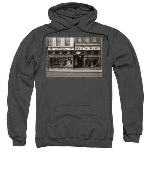 Rooney's Restaurant Wilkes Barre Pa 1940s Sweatshirt