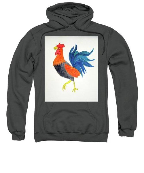 Rooster Awakens Us Sweatshirt