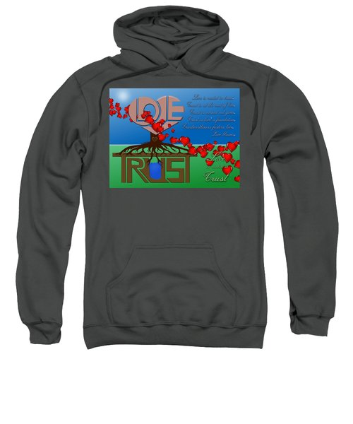 Rooted In Trust Sweatshirt