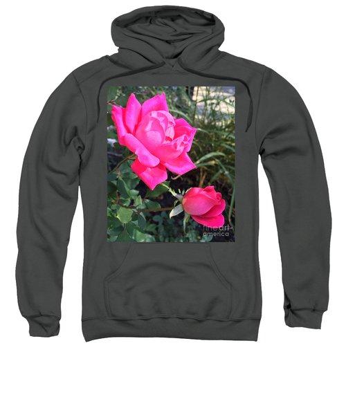 Rose Duet Sweatshirt