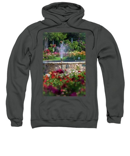 Rose Fountain Sweatshirt