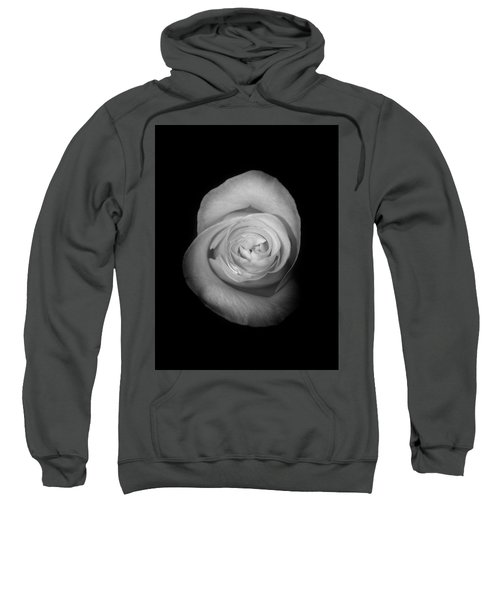 Rose From The Shadows Sweatshirt