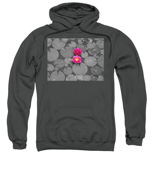 Rose Of The Water Sweatshirt