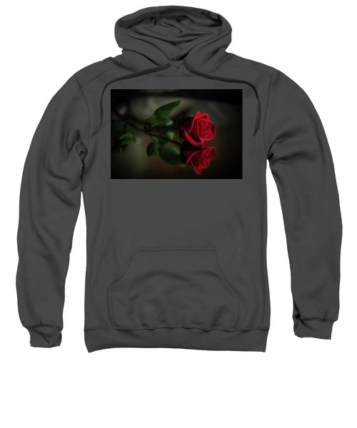 Rose Reflected Sweatshirt