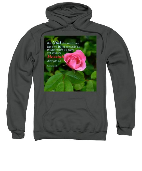 No Greater Love Sweatshirt