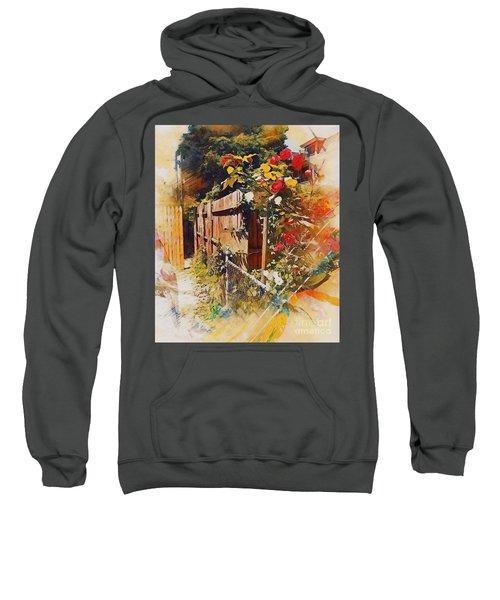 Roses Sweatshirt