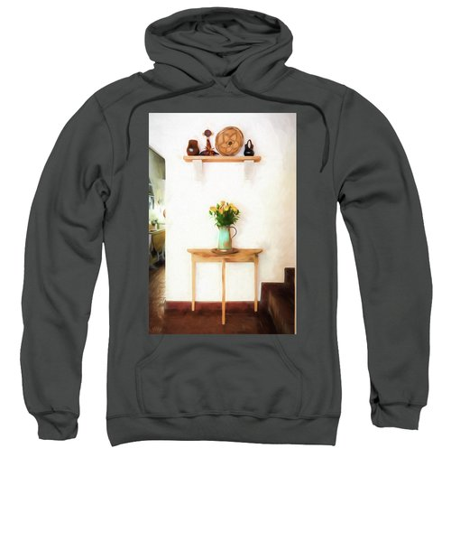 Rose's On Table Sweatshirt