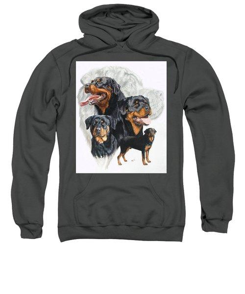 Rottweiler Medley Sweatshirt
